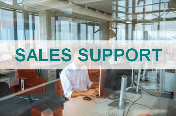 JOMAG Sales Support